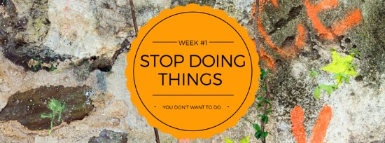 Stop Doing Things You Don't Want to Do. Patti Digh